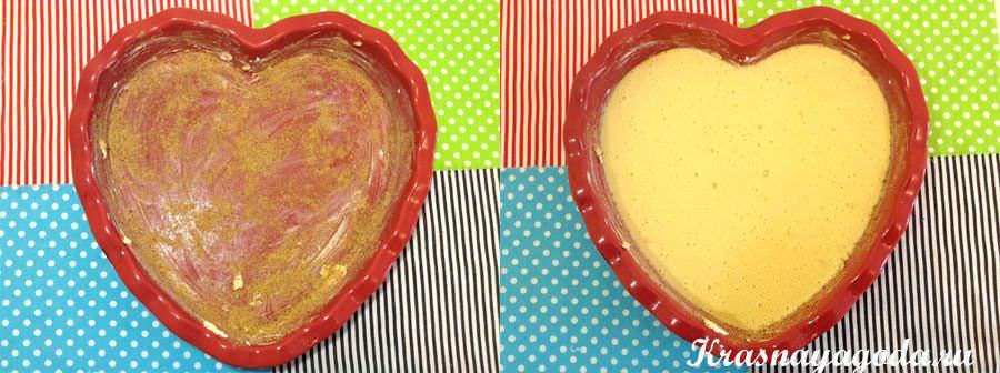 Бисквит с вишней рецепт фото
